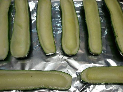 Stuffed zucchini 1